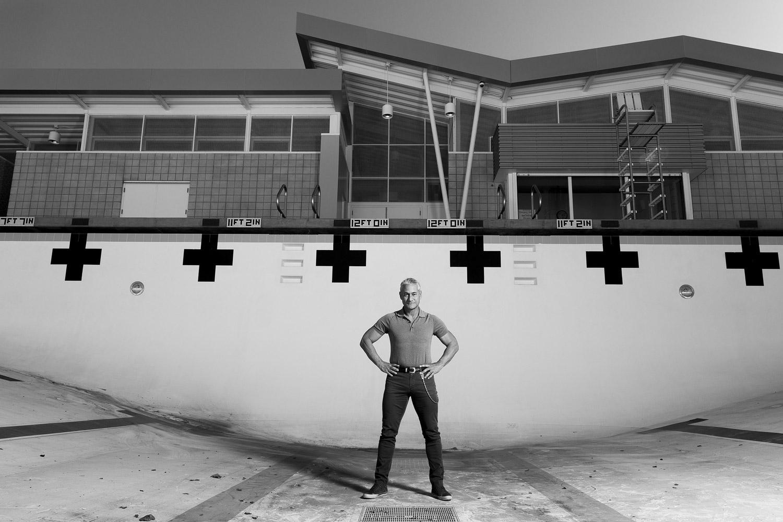 Ян Спаньер / Ian Spanier, США, 3-е место в категории «Один свет», Фотоконкурс «Видение света» / Seeing the Light