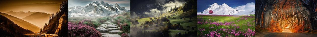 Фотоконкурс «Креативные пейзажи» от ViewBug