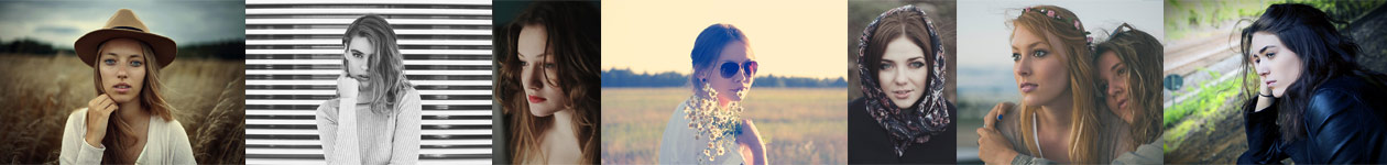 Фотоконкурс «Портреты с естественным освещением» от ViewBug