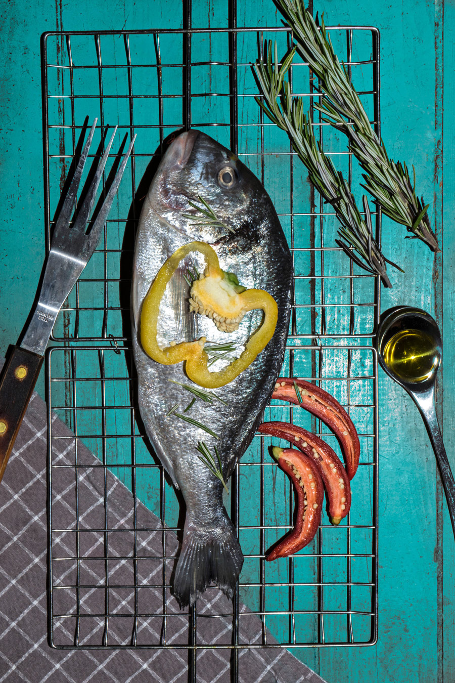 Красочный аппетит, © Микаэла Виссинг, Аахен, Германия, Первое место в категории «Редакционная» : любитель, Конкурс фотографий еды «Вкус» — Taste
