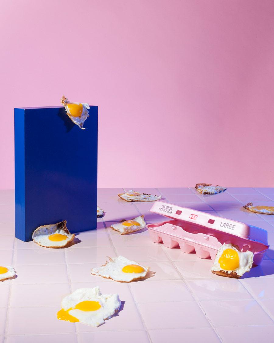 Сюриалистичный и молочный, © Мэдлин Брогдон, Чикаго, Иллинойс, США, Первое место в категории «Персональная работа» : любитель, Конкурс фотографий еды «Вкус» — Taste