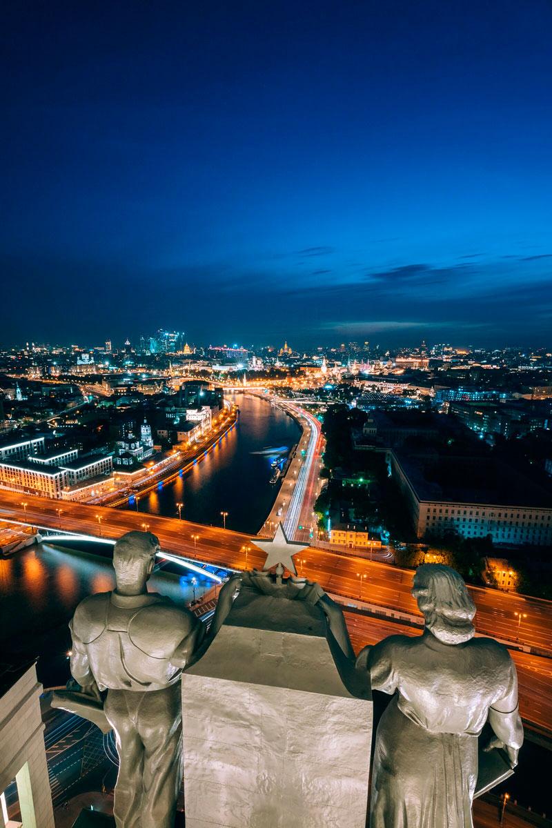 «За городом всегда наблюдают», фото И. Воробьева
