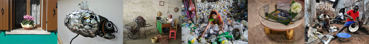 Фотоконкурс «Чудеса отходов» от WasteAid