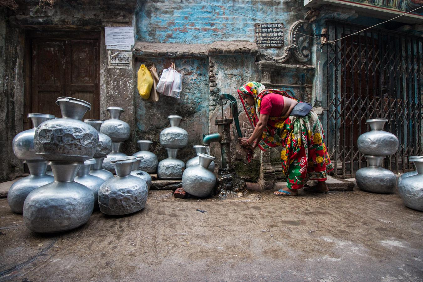© Закир Хоссейн, Фотоконкурс «Гендерная и водная целостность»