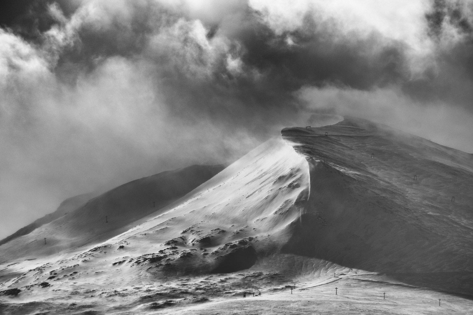 Хребет, © Джейсон Хадсон, Фотоконкурс «Погодный фотограф года» — Weather Photographer of the Year