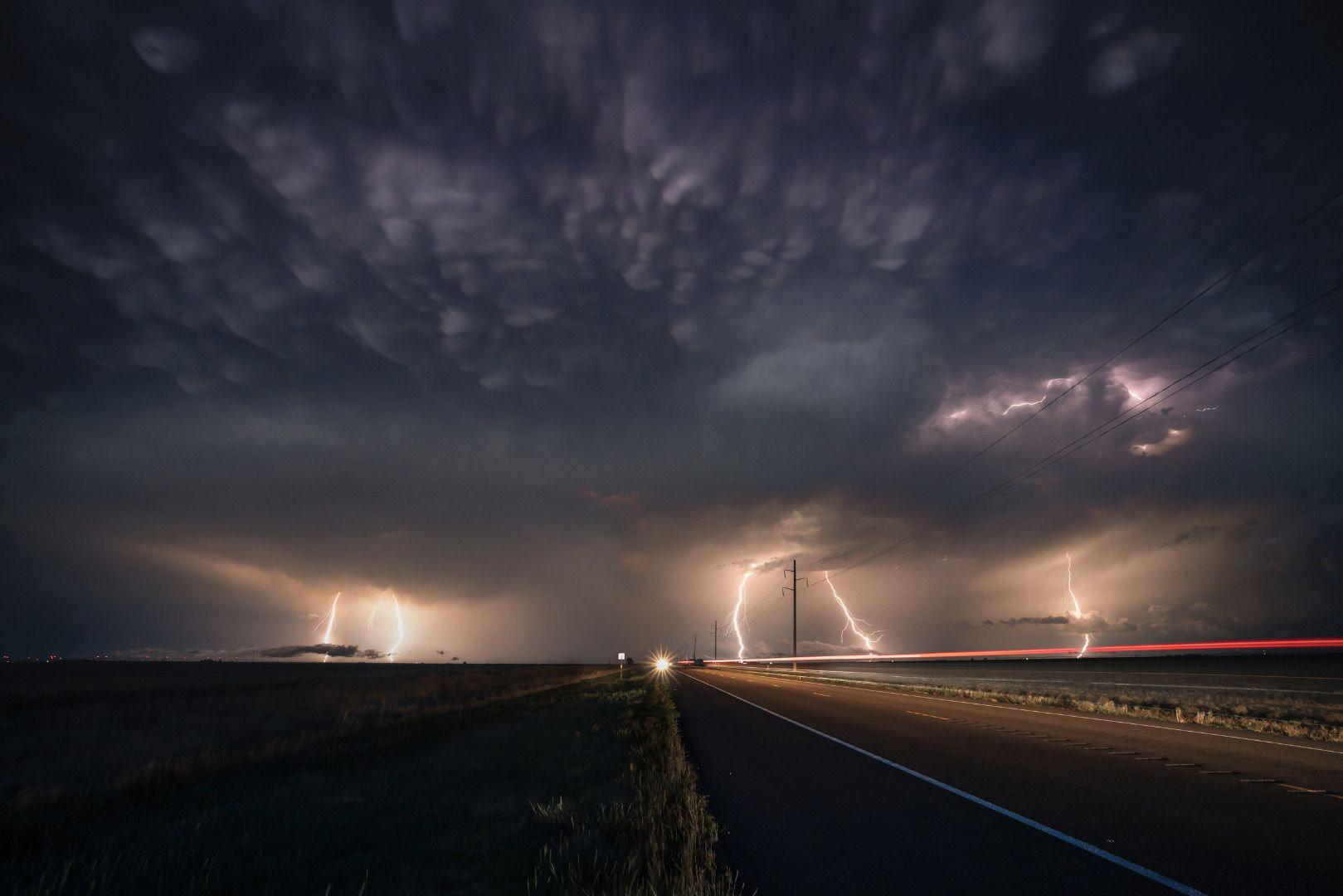 Драматургия на равнинах, © Джейсон Хадсон, Фотоконкурс «Погодный фотограф года» — Weather Photographer of the Year
