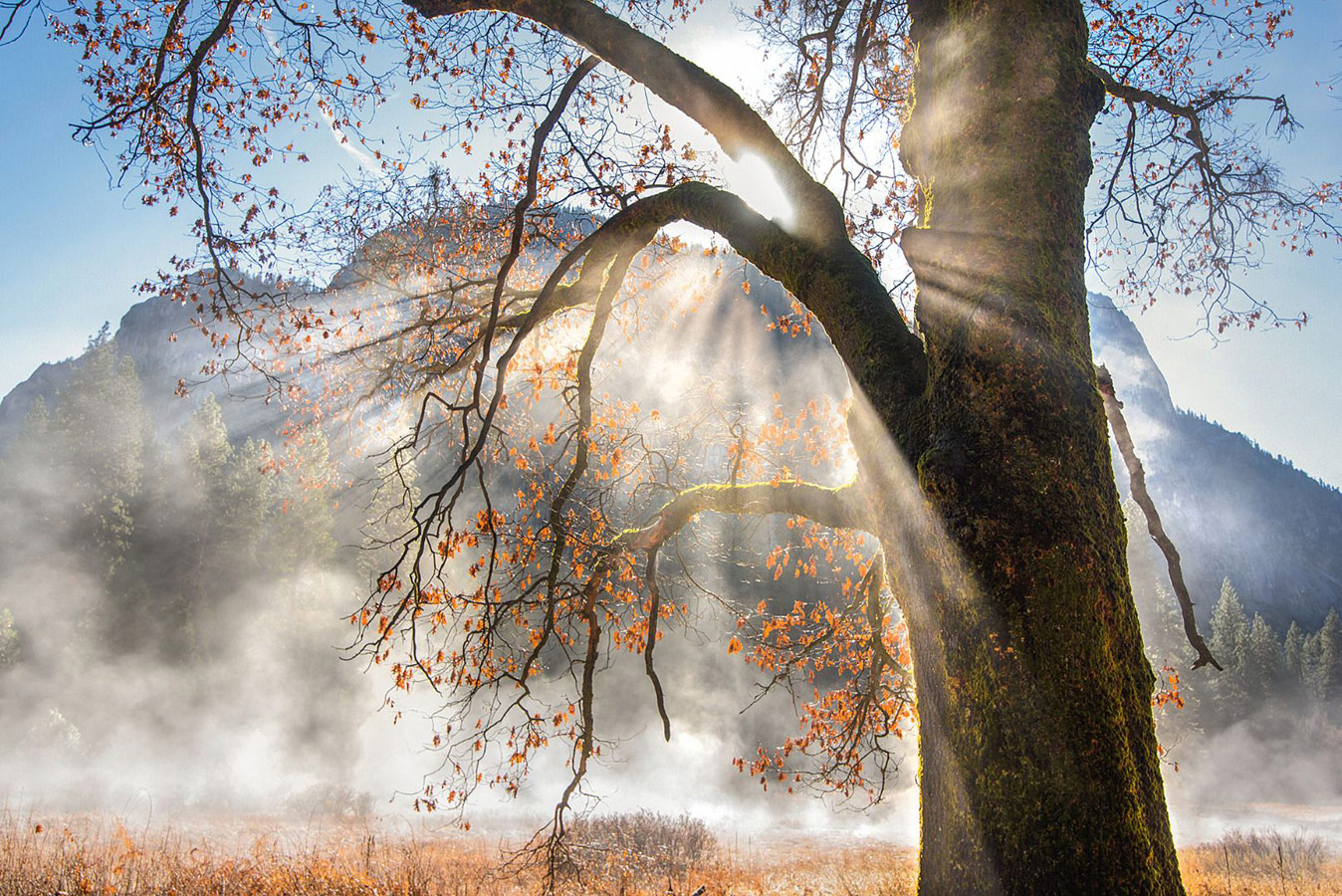 Волшебство, © Кевин Юберг, Фотоконкурс «Погодный фотограф года» — Weather Photographer of the Year