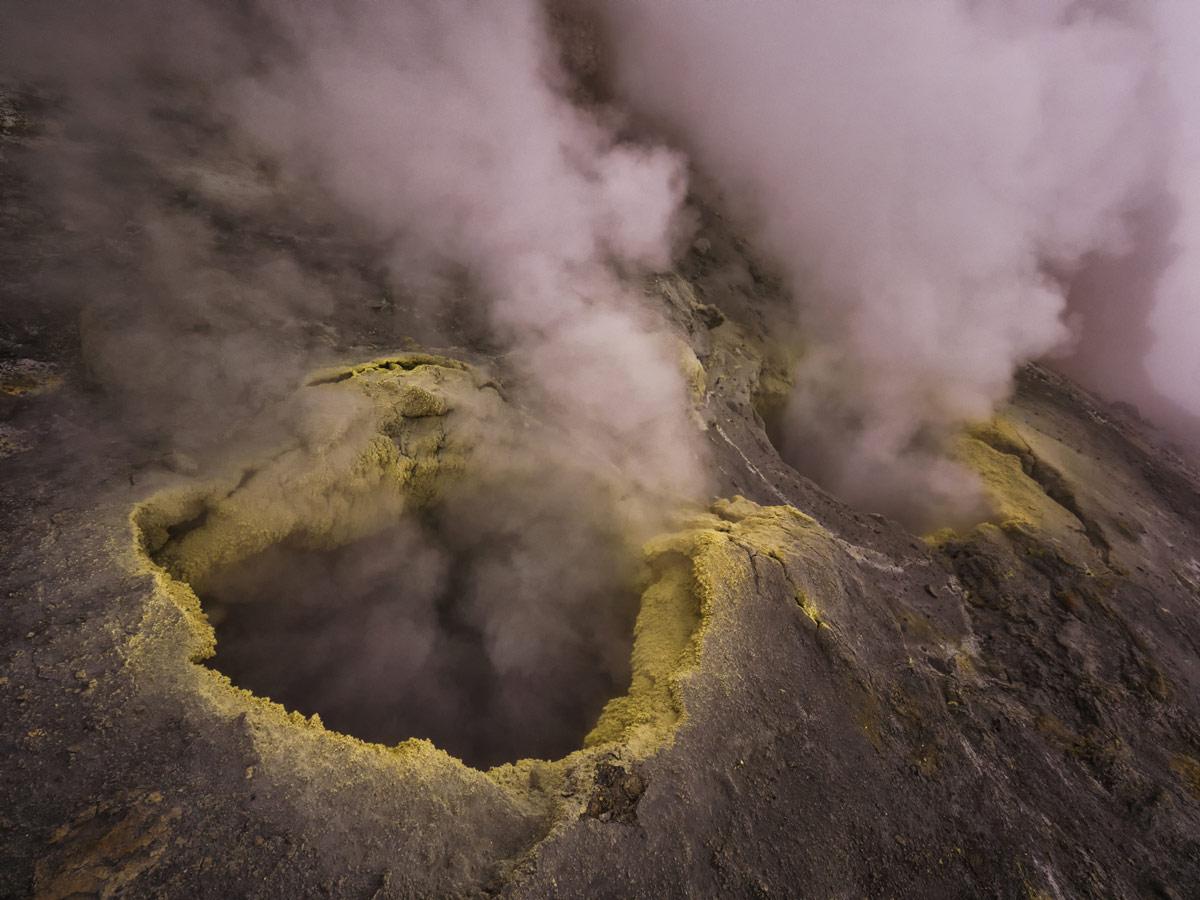 Фумаролы вулкана Мутновский, природный заказник «Южно-Камчатский», © Nimuel23, Российский национальный фотоконкурс «Вики любит Землю»