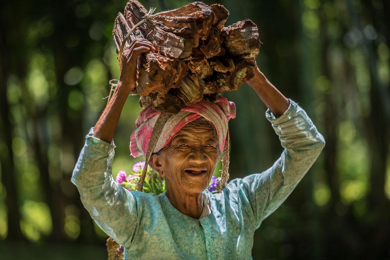 Дерево для жизни, © Зай Яр Лин, Мьянма (Бирма), 2-е место, Фотоконкурс «Изменения в культуре дерева» — Change in Wood Culture