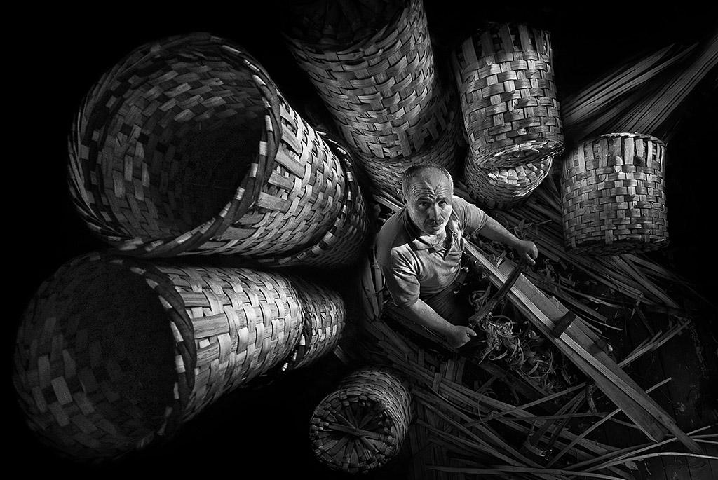 Плетение, © Лейла Эмктар, Турция, 3-е место, Фотоконкурс «Изменения в культуре дерева» — Change in Wood Culture