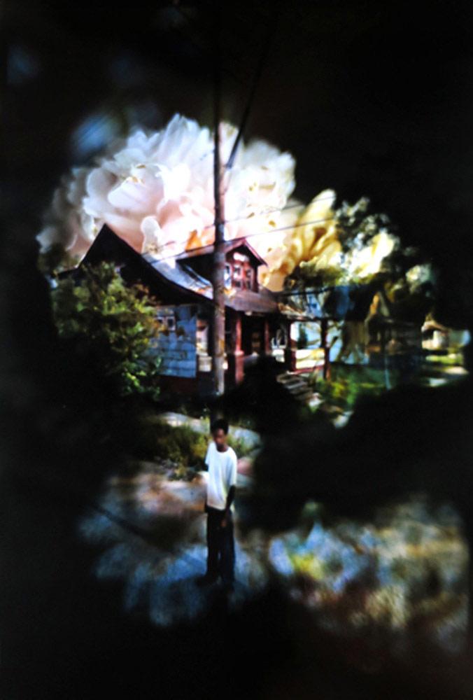 Без названия из серии «Память костей и мифов», © Кэтлин Роджерс, Архивная струйная печать, 2016 год, Фотопремия «Работающий художник» — Working Artist