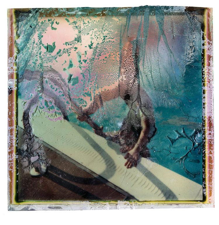 Дайвер, © Джон Верни, 20 x 24 дюймов, Архивная пигментная печать, 2017, Фотопремия «Работающий художник» — Working Artist