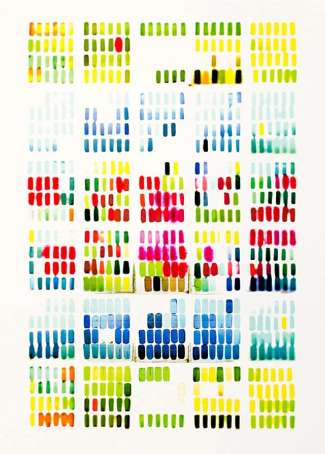 Второстепенный спектр (для восприятия), © Томас Кондон, Архивная пигментная фотопечать на бумаге, 2013, Фотопремия «Работающий художник» — Working Artist