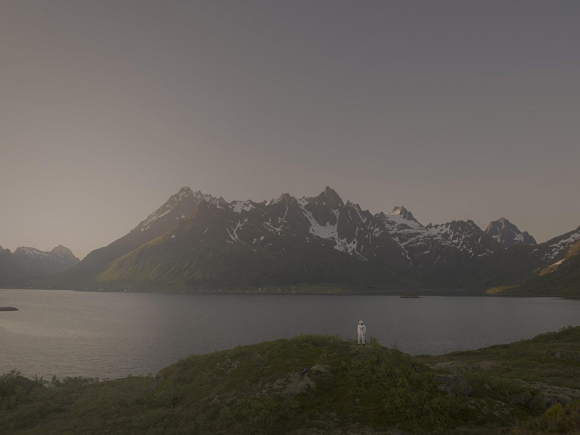 Космические путешествия через Норвегию, © Оле Мариус Йоргенсен, Аскер, Хвальстад, Норвегия, Финалист категории «Фотоистории», профессионал, Фотоконкурс экстремальных путешествий «Мир в фокусе» — World In Focus