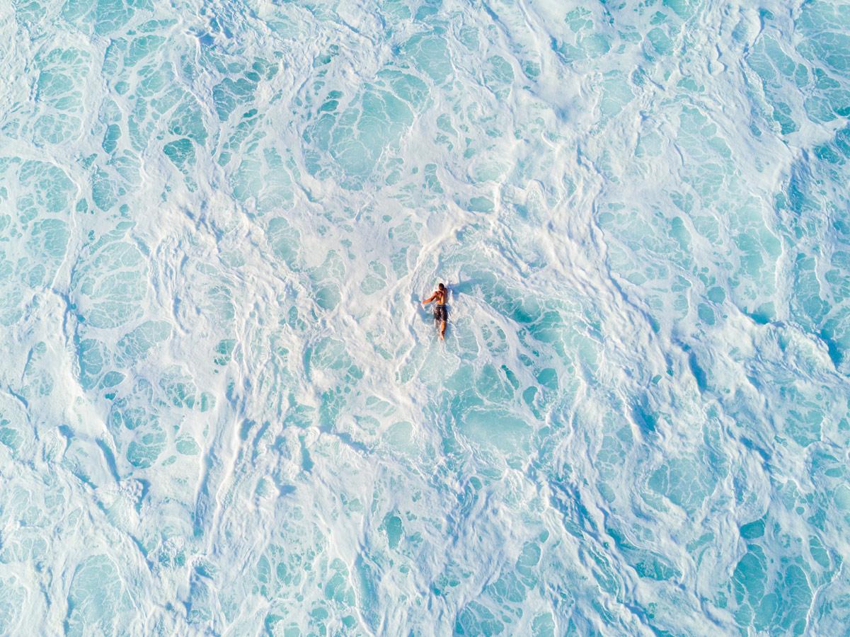 Белая вода, © Карим Илия, Хайку, США, 1-е место в категории «Кадры путешествий», профессионал, Фотоконкурс экстремальных путешествий «Мир в фокусе» — World In Focus