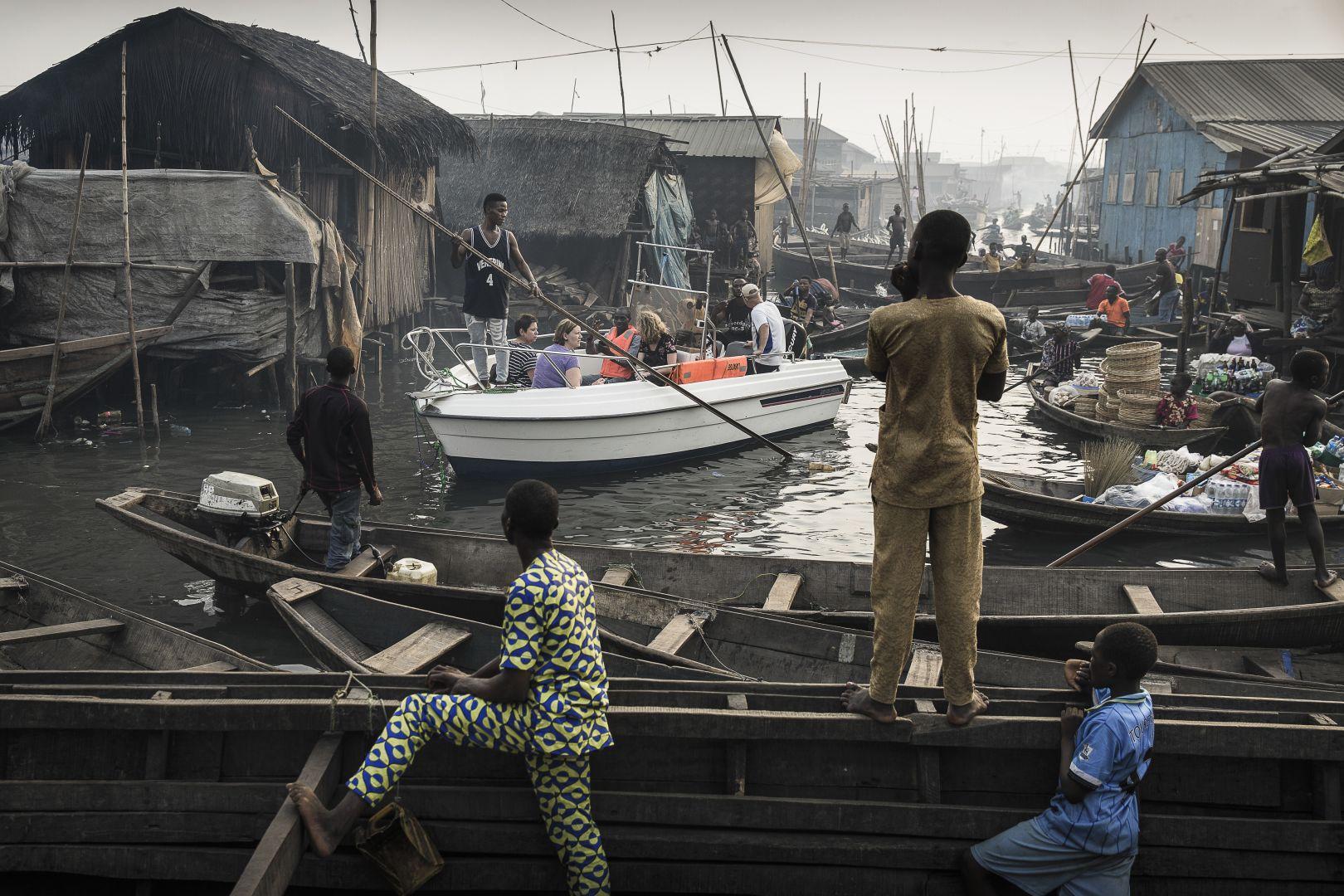 Воды Лагоса под угрозой, © Джеско Дензель, Германия, 1-й приз : одиночный кадр, Фотоконкурс World Press Photo