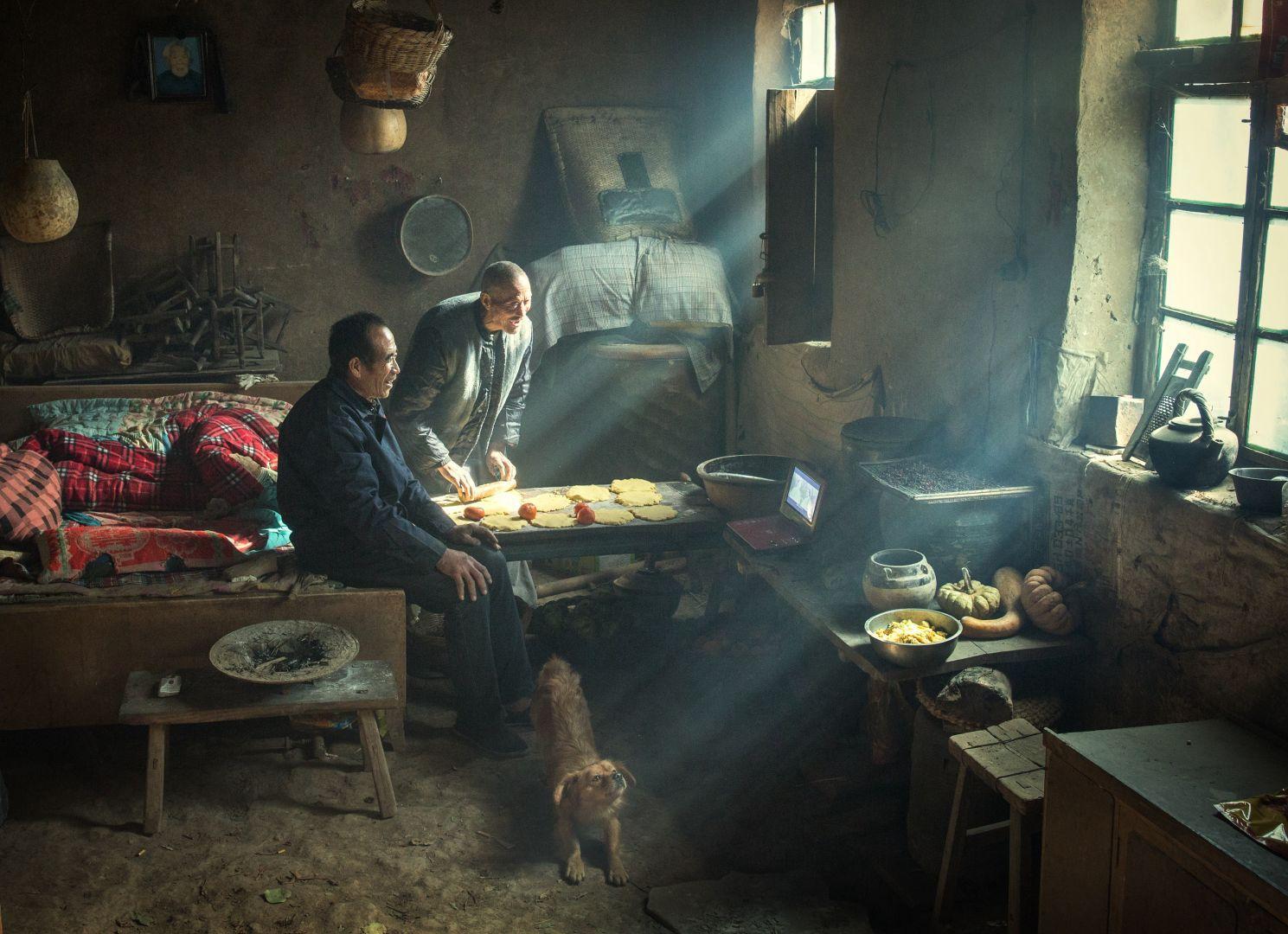 Природная печь, © Ли Хуайфэн, Китай, 3-й приз : одиночный кадр, Фотоконкурс World Press Photo