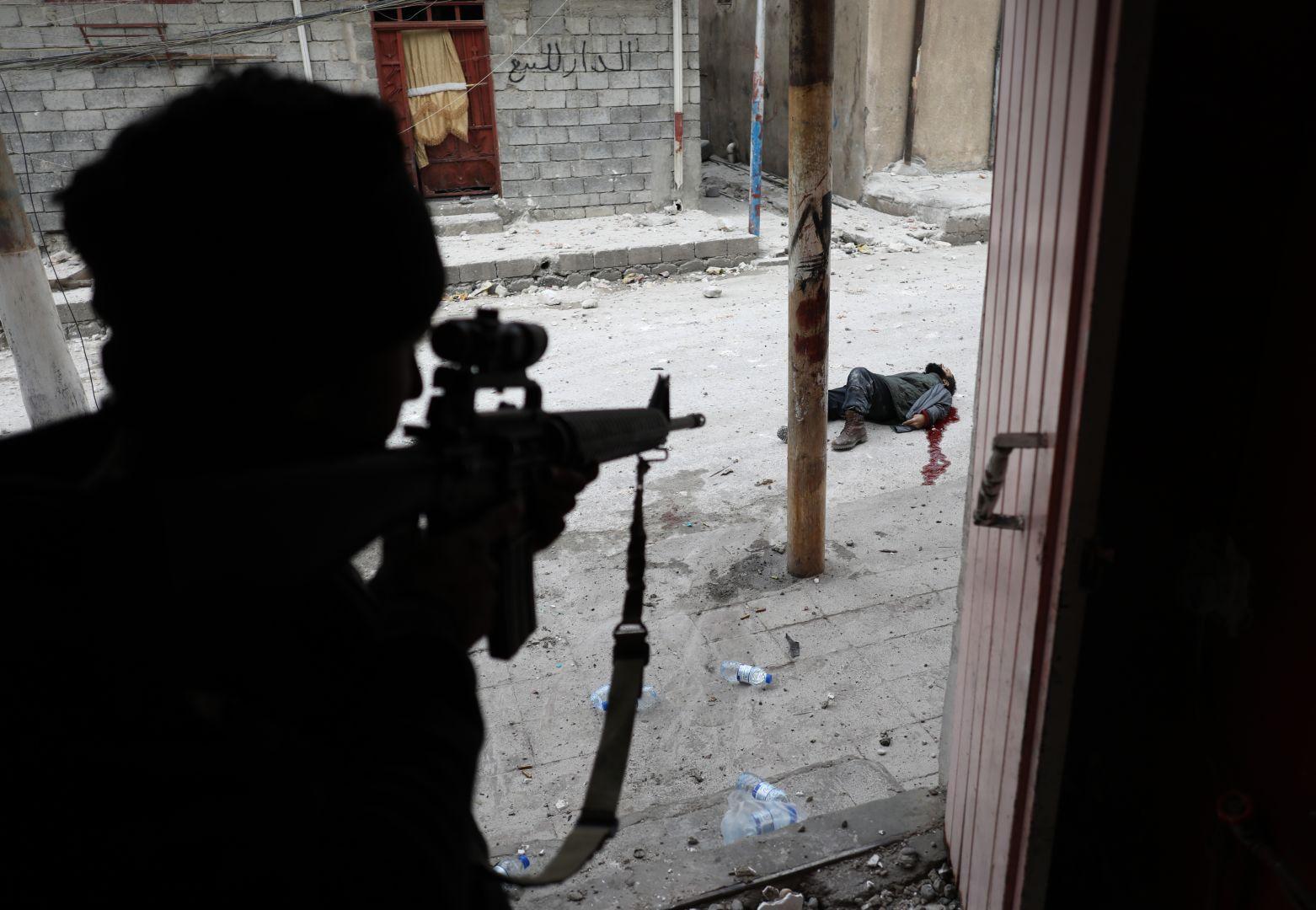 Ближний Восток, Ирак, Мосул, © Горан Томашевич, Сербия, 3-й приз : одиночный кадр, Фотоконкурс World Press Photo
