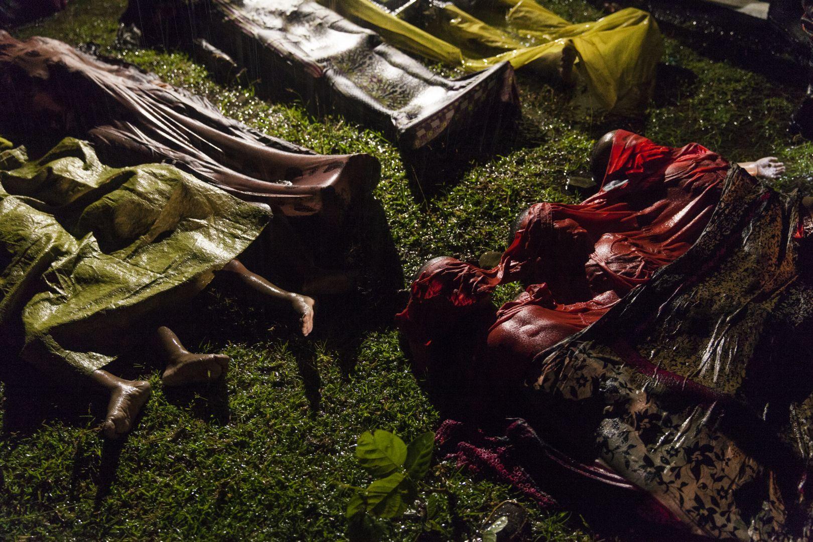 Кризис Рохинга, © Патрик Браун, Австралия, 1-й приз : одиночный кадр, Фотоконкурс World Press Photo