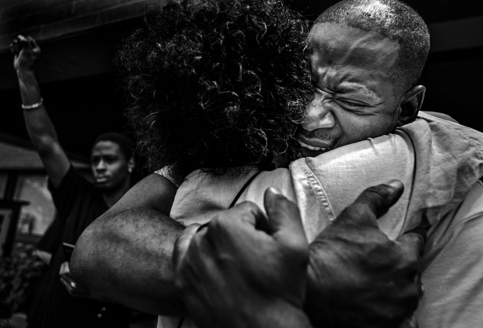 Не мой вердикт, © Ричард Цонг-Таатари, США, 2-й приз : одиночный кадр, Фотоконкурс World Press Photo