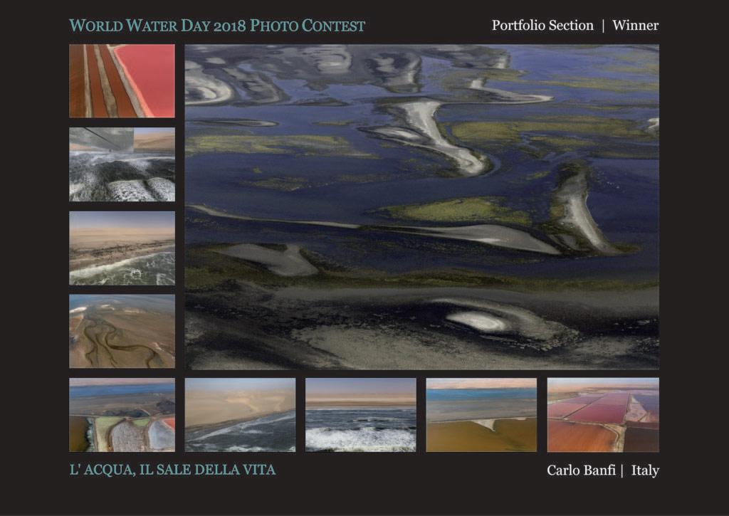 © Карло Банфи, Победитель раздела «Портфолио», Фотоконкурс Всемирного дня воды — World Water Day