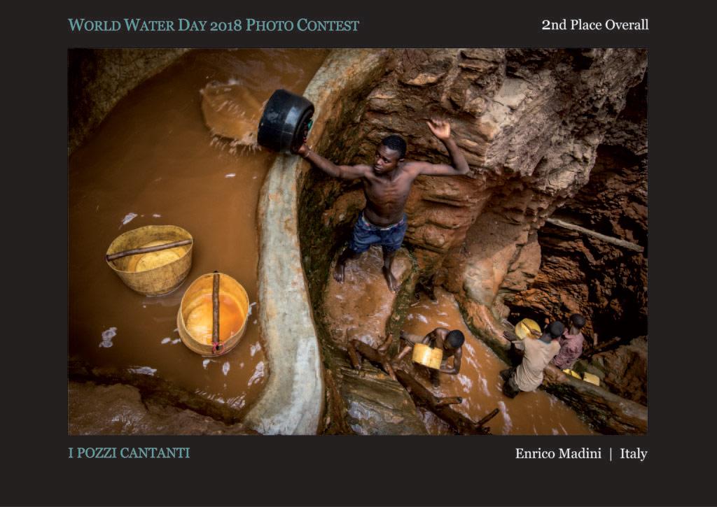 © Энрико Минералс, 2 место в фотоконкурсе, Фотоконкурс Всемирного дня воды — World Water Day