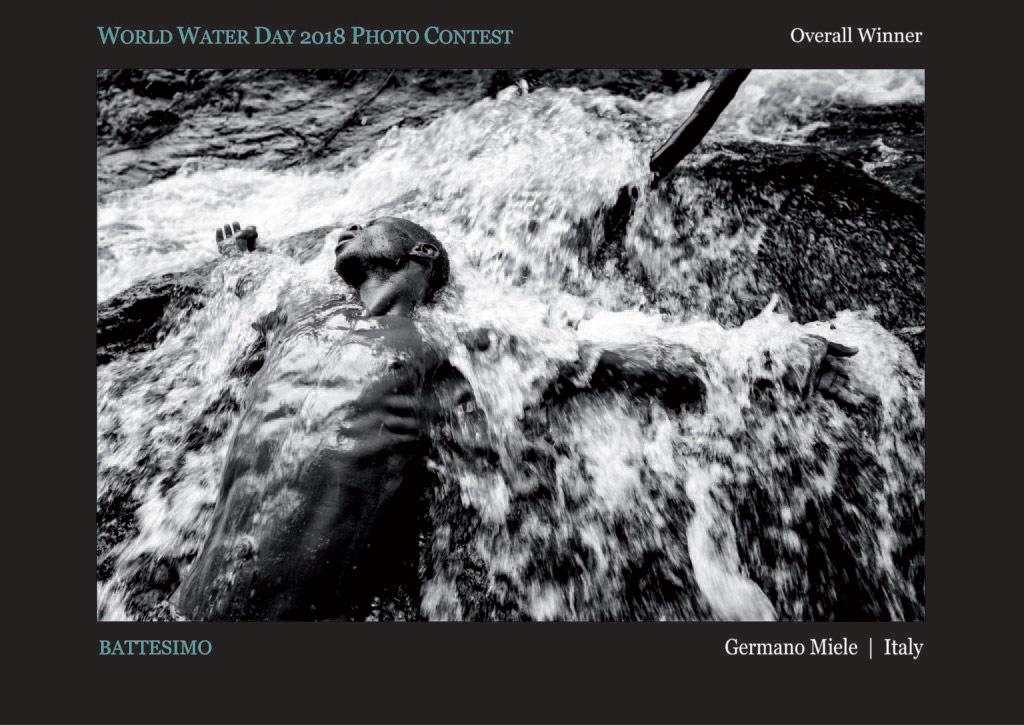 © Джермано Миле, Победитель фотоконкурса, Фотоконкурс Всемирного дня воды — World Water Day