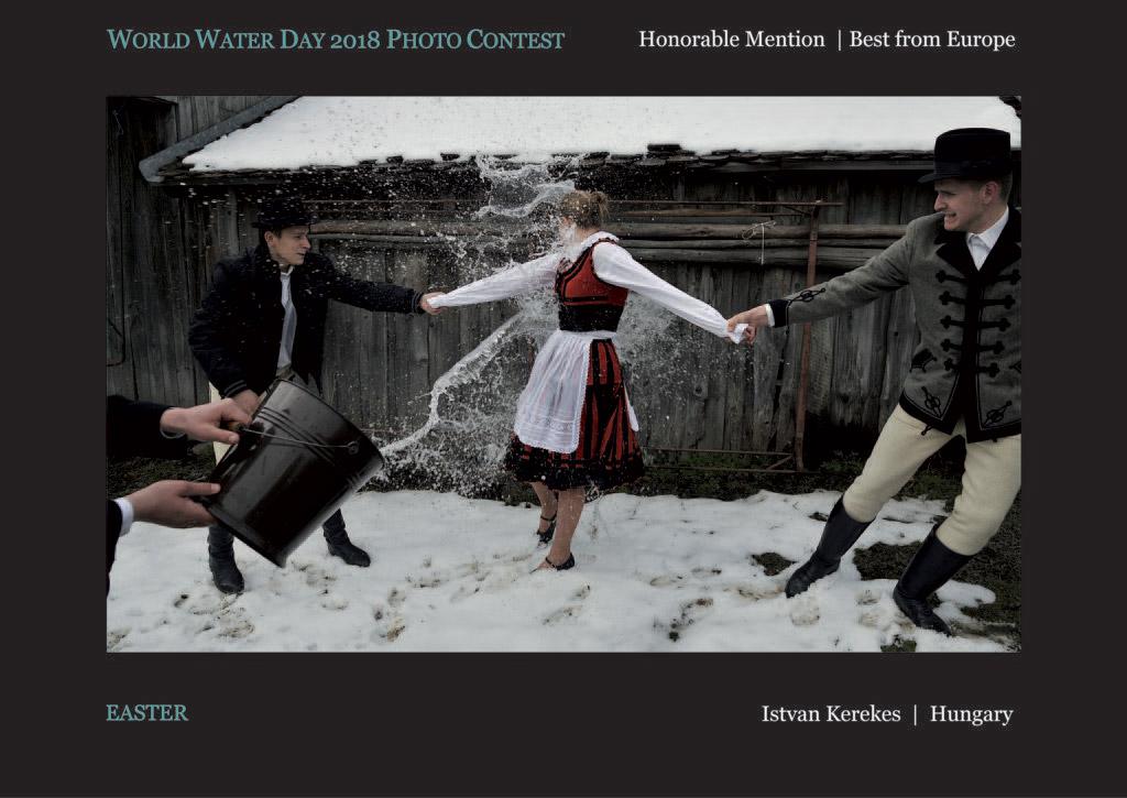 Пасха, © Иштван Керекес, Почётный приз «Лучший из Европы», Фотоконкурс Всемирного дня воды — World Water Day