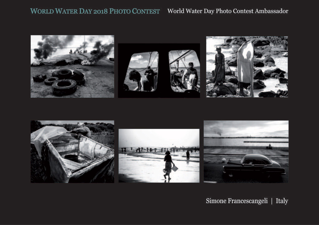 © Симона Франческанжели, Италия, Представитель фотоконкурса Всемирного дня воды, Фотоконкурс Всемирного дня воды — World Water Day