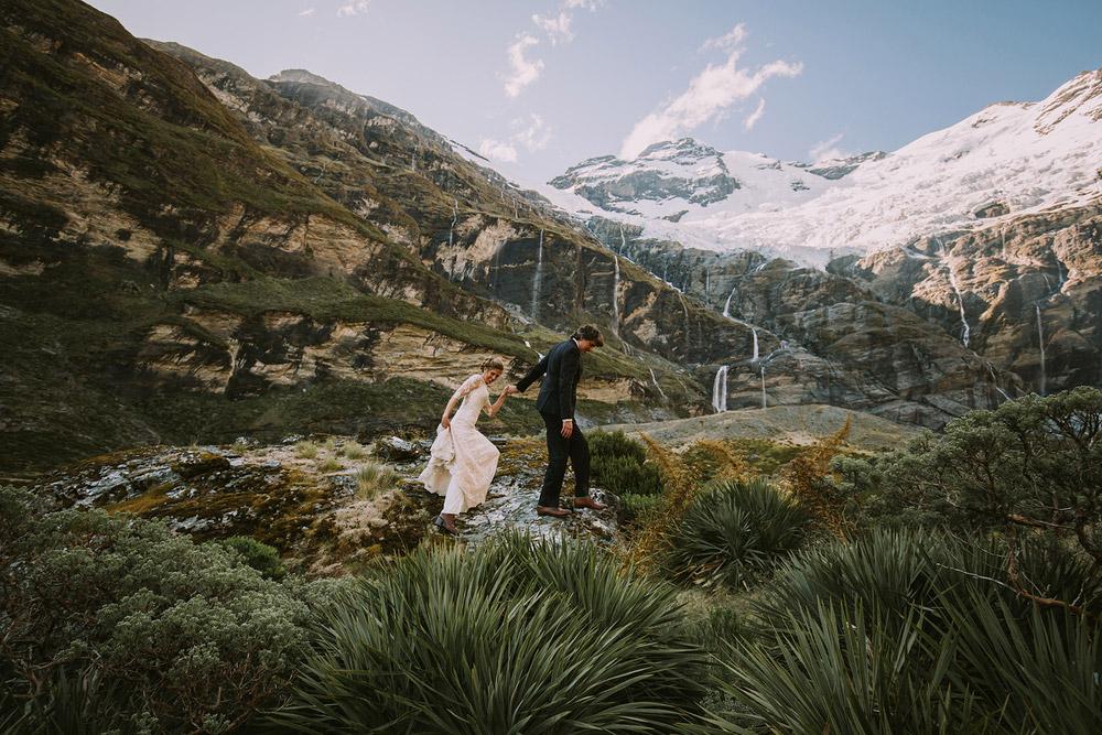 Ранг #2 (65 баллов), © Фредрик Ларссон, Квинстаун, Новая Зеландия, Фотоконкурс «10 лучших мировых свадебных фотографов»