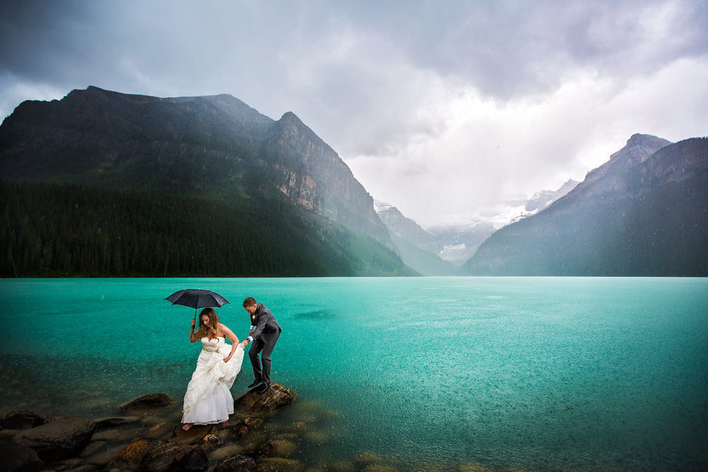 Ранг #7 (46 баллов), © Эрика Дженсен-Манн, Канмор, Альберта, Канада, Фотоконкурс «10 лучших мировых свадебных фотографов»