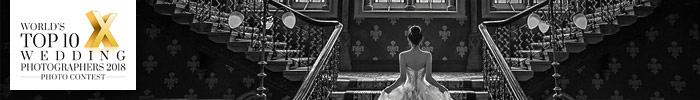 Фотоконкурс «10 лучших мировых свадебных фотографов» — World's Top 10 Wedding Photographers