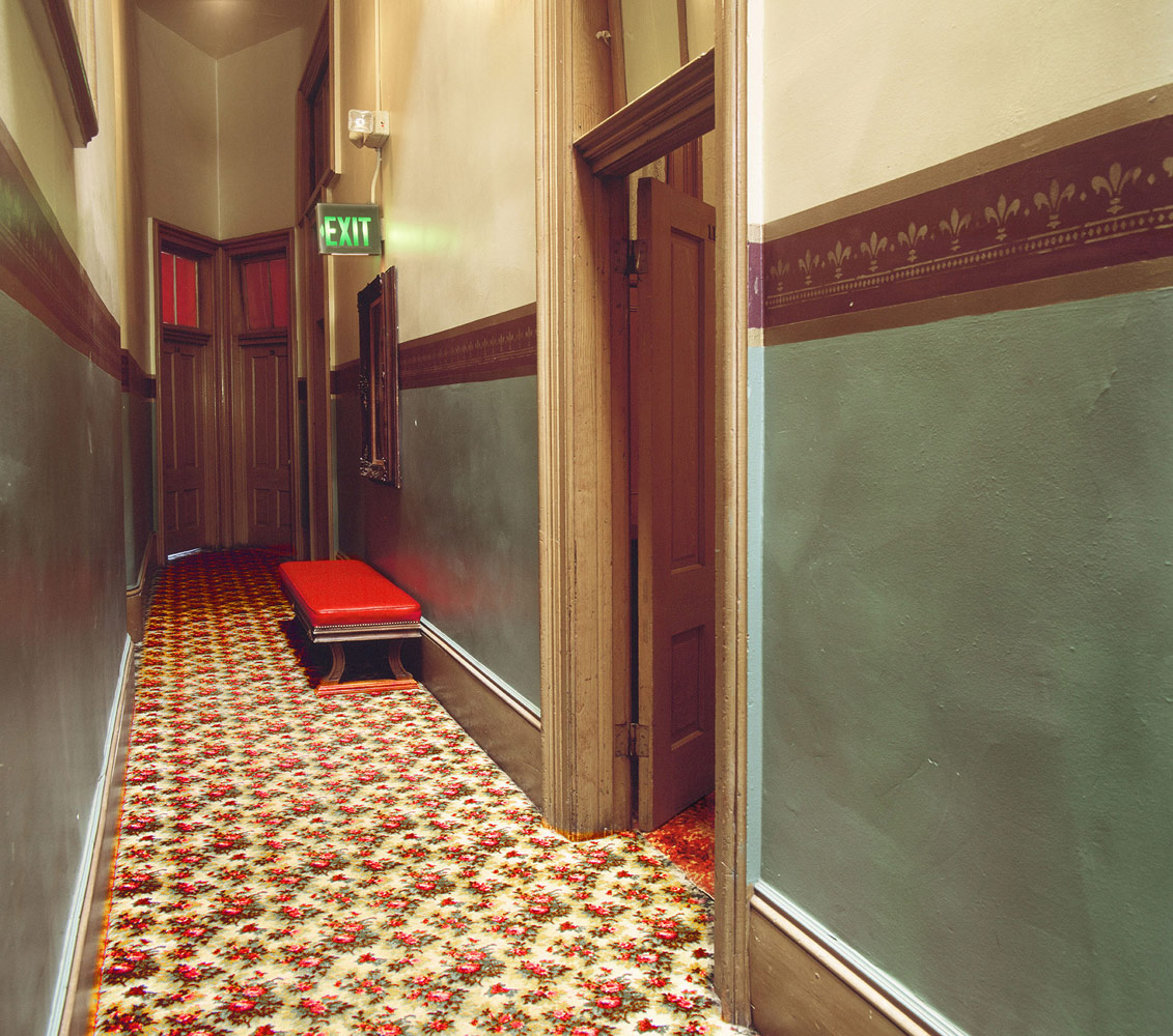 Отель Невада, © Анна Леманн Браунс, Фотоконкурс «Фотография и литература» – Wort im Bild
