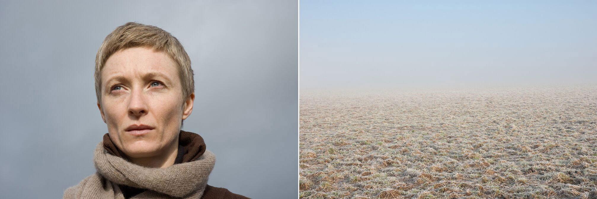 Интимная необъятность, © Мод Эврард, Фотоконкурс «Фотография и литература» – Wort im Bild