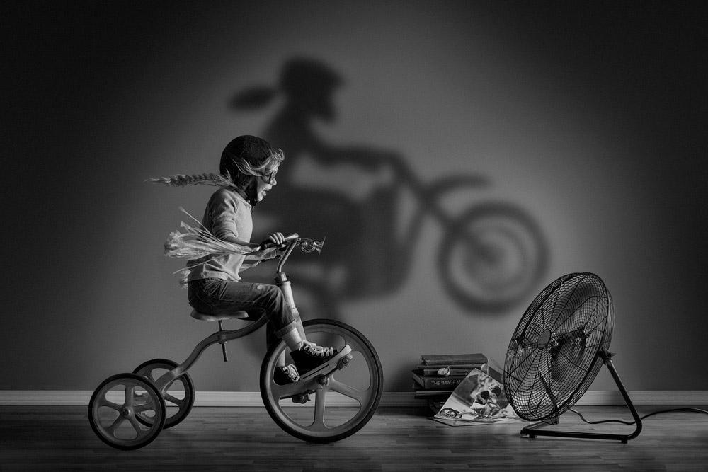 © Люк Эдмонсон, Победитель категории «Портрет», Фотоконкурс WPPI Annual Print Competition