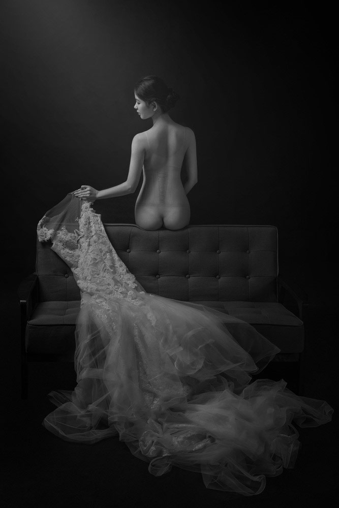 © Селин Лоу, Победитель категории «Предсвадебное», Фотоконкурс WPPI Annual Print Competition