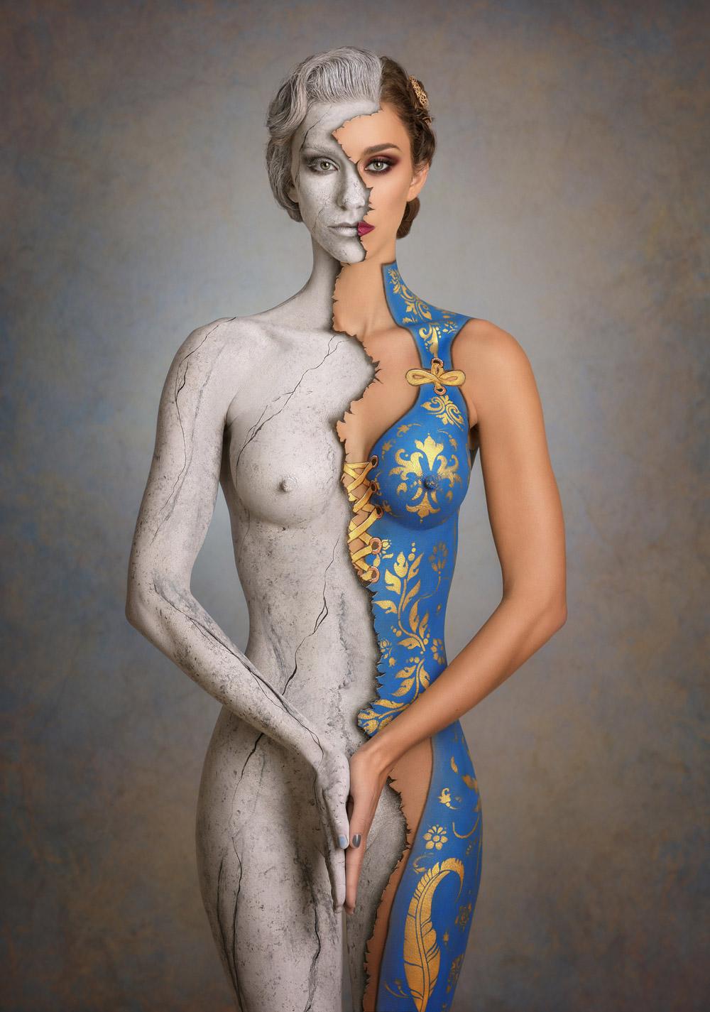 Эрих Капарас / Erich Caparas, Первое место в категории «Портрет — Будуар», Фотоконкурс WPPI First Half Competition 2017