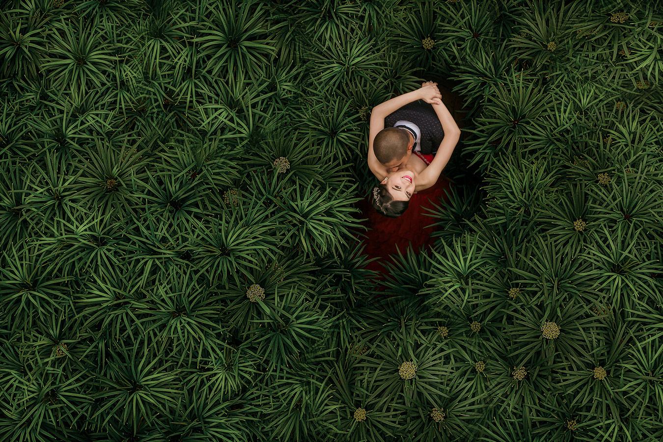 Сун Рекс / Soon Rex, Первое место в категории «Портрет — Объятия», Фотоконкурс WPPI First Half Competition 2017