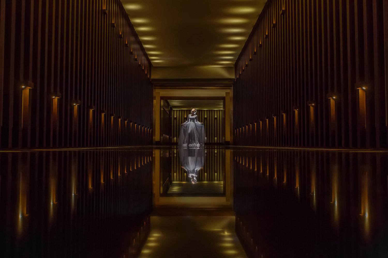 Лэй Лю / Lei Liu, Первое место в категории «Свадьба — Невеста в одиночестве: День свадьбы», Фотоконкурс WPPI First Half Competition 2017