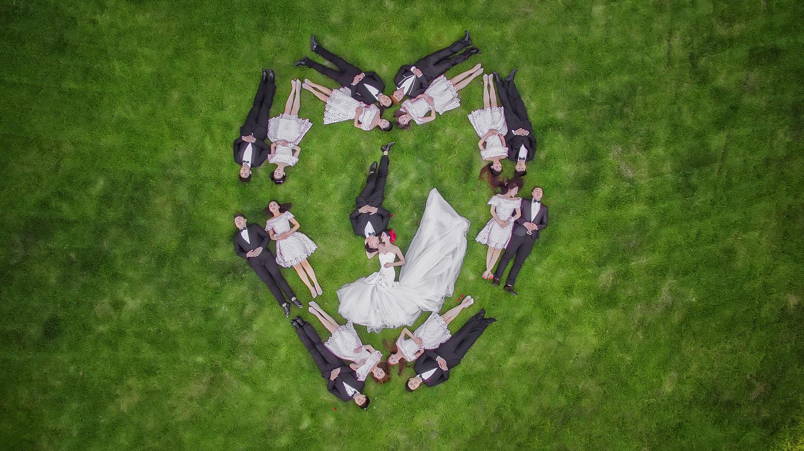 Лэй Лю / Lei Liu, Первое место в категории «Свадьба — Свадебная вечеринка/Семья и друзья», Фотоконкурс WPPI First Half Competition 2017