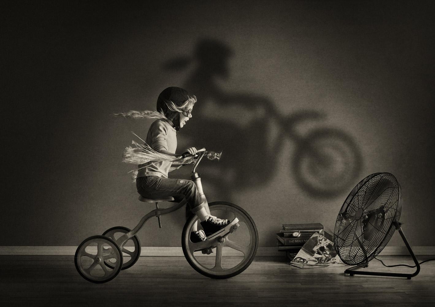 Дикий в сердце, © Люк Эдмонсон / Luke Edmonson, Первое место в категории «Портрет — Дети», Фотоконкурс WPPI Second Half Competition