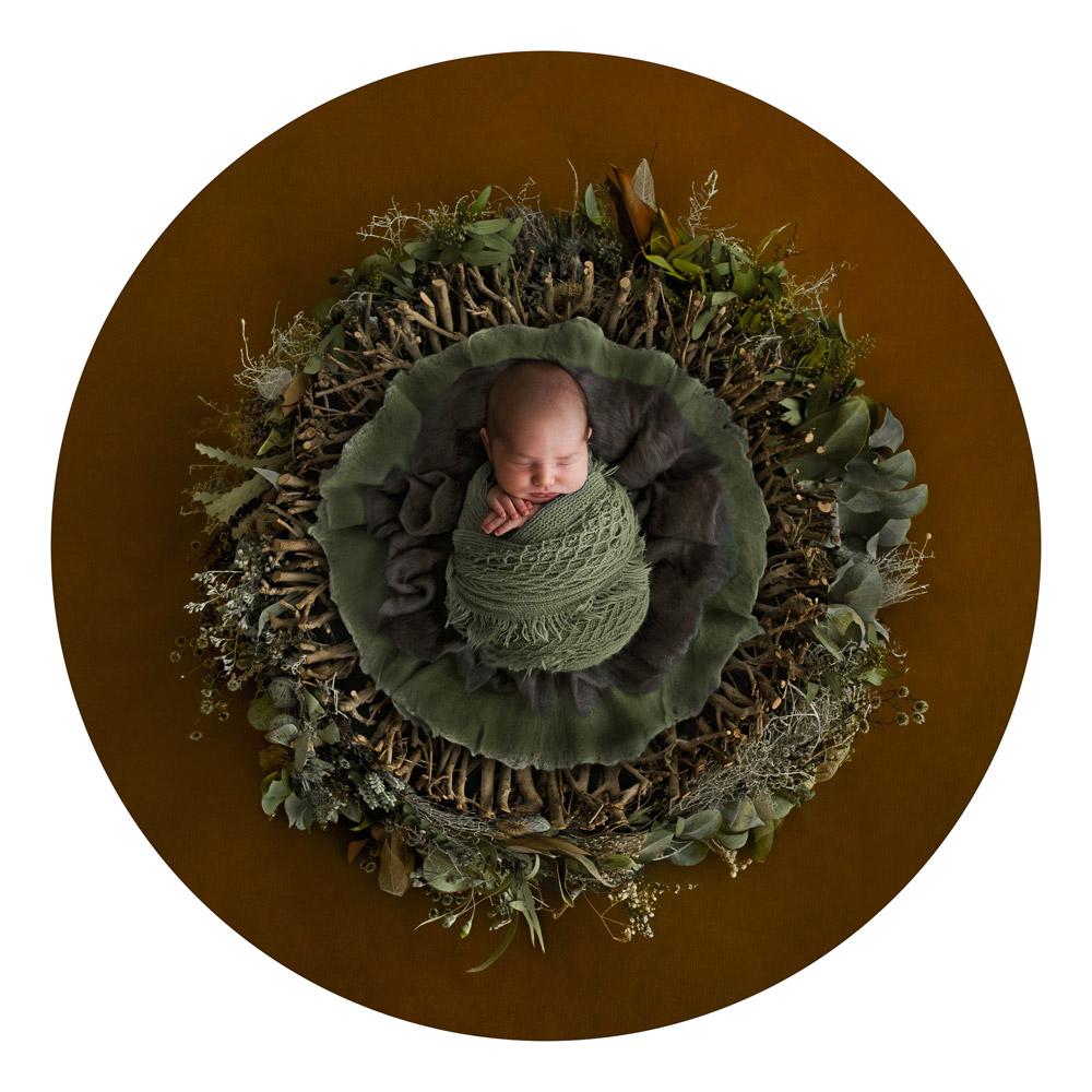 © Лексус Оу / Lexis Ow, Первое место в категории «Портрет — Новорожденный», Фотоконкурс WPPI Second Half Competition