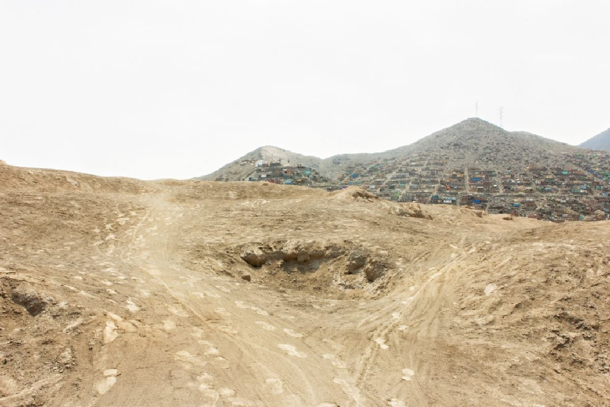 «Vestigo Futuro», Александр Аурис (Перу)