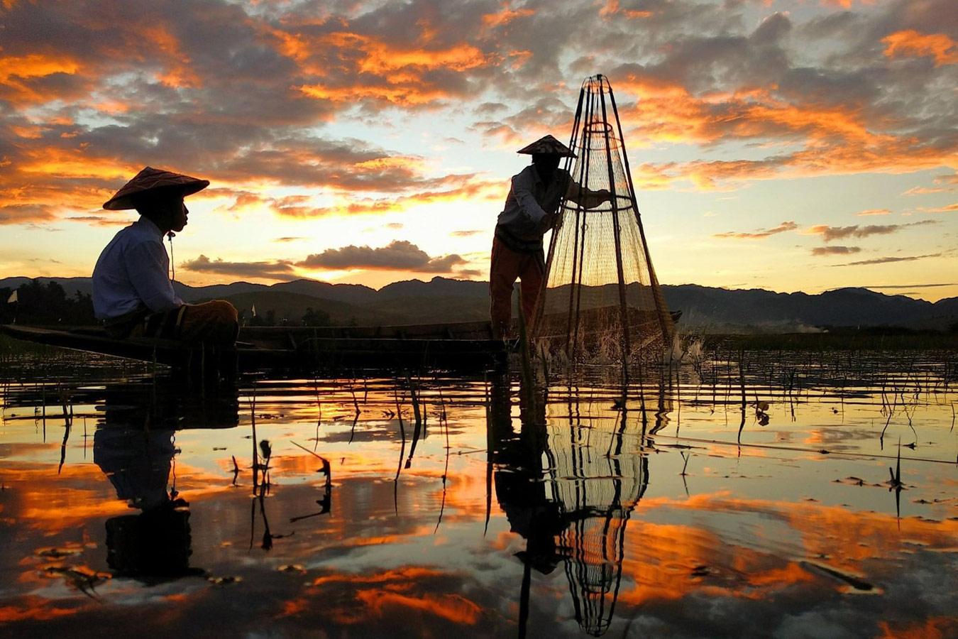 © Аунг Ту Хайн, Мьянма, Конкурс мобильной фотографии Xiaomi