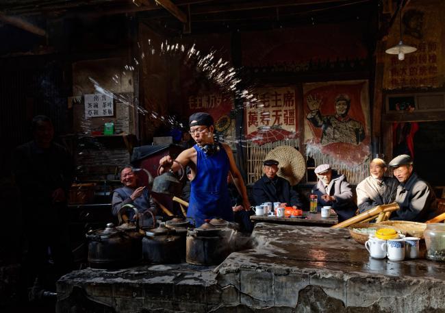 Ритуал гунфу