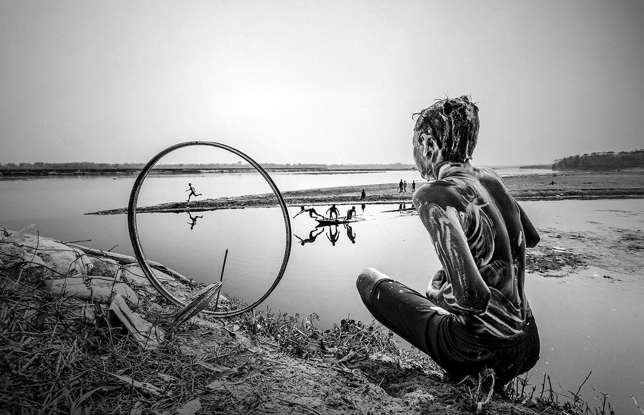 Рассказы о мыле, © Суджан Саркар, Индия, Победитель, Международный фотоконкурс Xposure