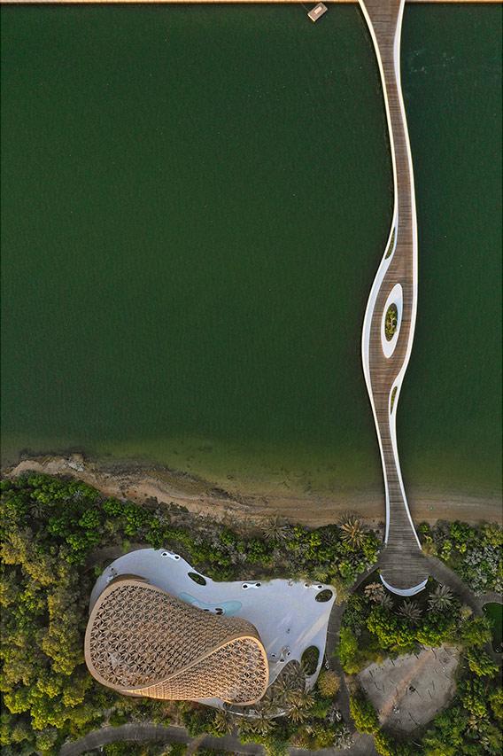 Сверху, © Ахмед Альбайрак, Объединенные Арабские Эмираты, Победитель, Международный фотоконкурс Xposure