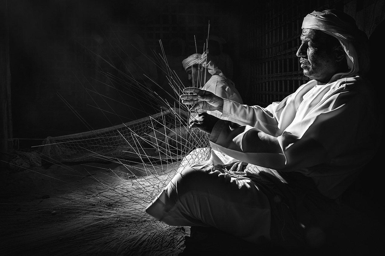 Искусство ловли, © Кесло II Крир, Объединенные Арабские Эмираты, Второе место, Международный фотоконкурс Xposure
