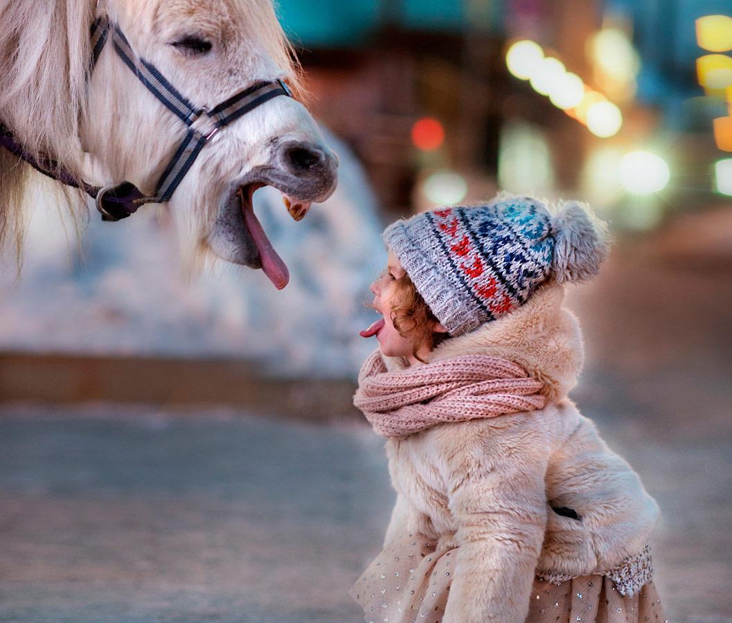 «Она первая начала!», © Елена Гернович, Россия, Москва, Гран-при конкурса, Фотоконкурс «(За)фиксируй мир!»