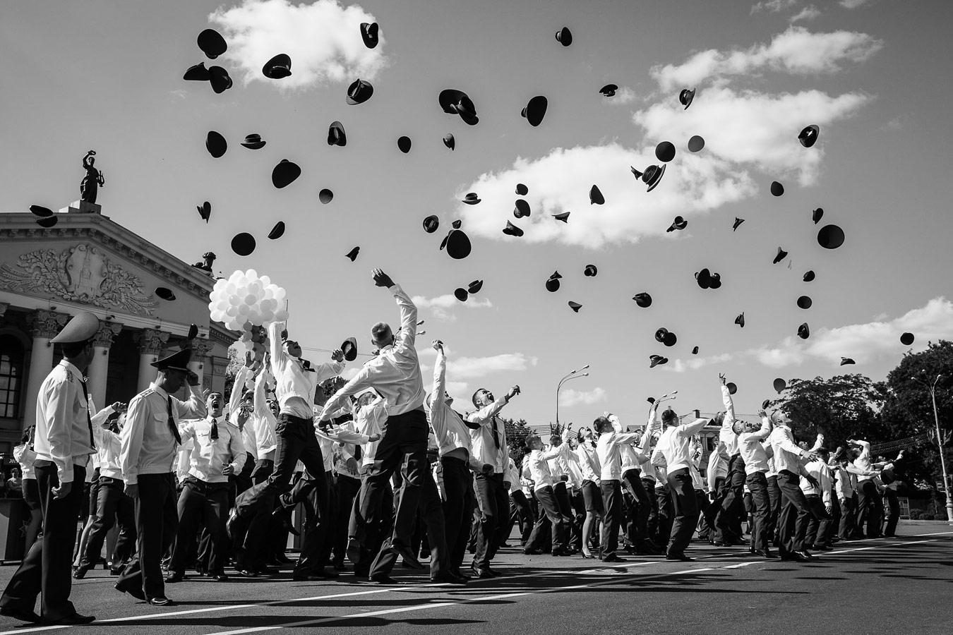 «Кадеты…», © Александр Врубель, Беларусь, Гомель, 3-я премия, Фотоконкурс «(За)фиксируй мир!»